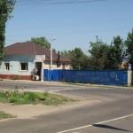Кирсановское граффити на заборе