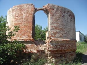 Алтарная часть Михаило-Архангельского домового храма Кирсановской богадельни, 2011
